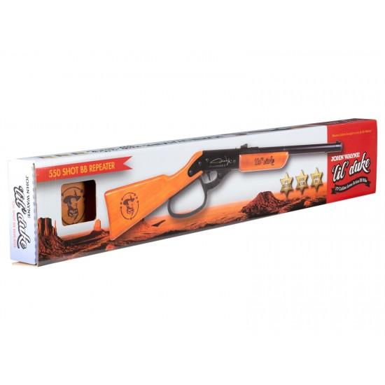 John Wayne Lil Duke BB Gun Rifle