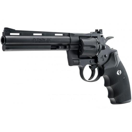 Colt Python .357 CO2 BB Revolver, 10rd Repeater