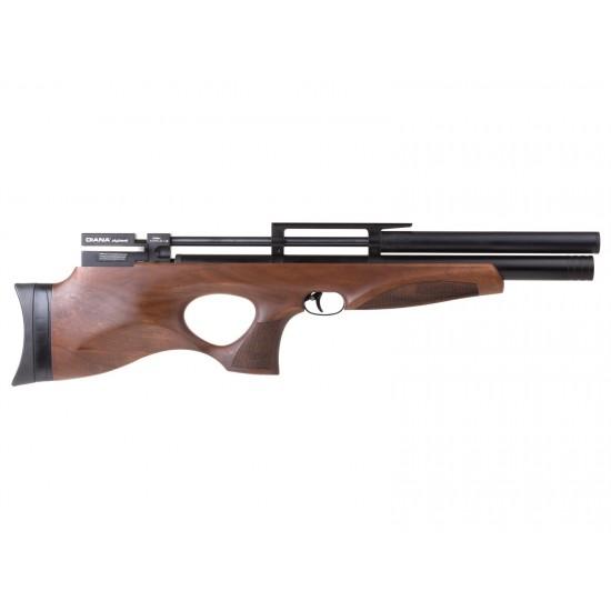 Diana Air Rifle Skyhawk PCP Air Rifle, Walnut
