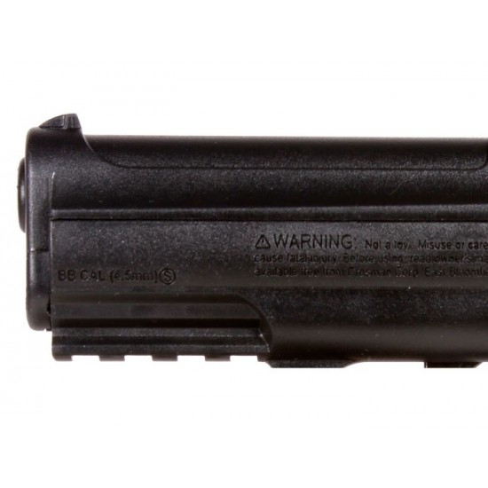 Crosman C11 Semi-Auto Air Pistol CO2 BB Kit