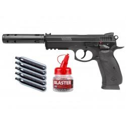 CZ 75 SP-01 Shadow CO2 BB Pistol Kit