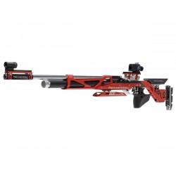 Feinwerkbau 800X PCP Air Rifle Red/Silver