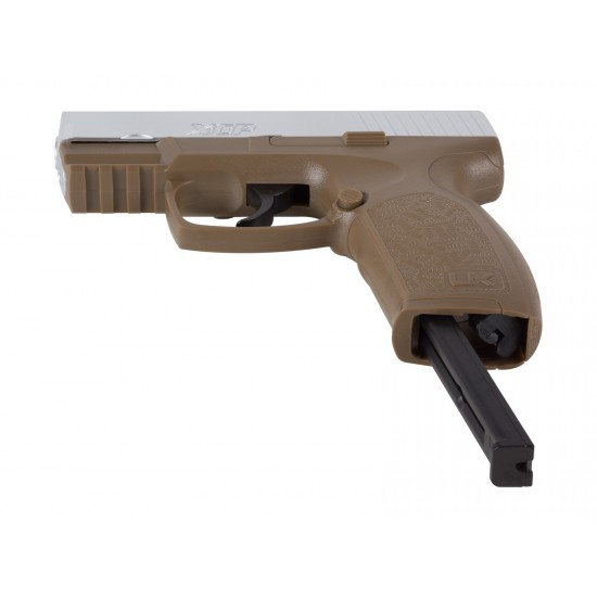 Umarex XCP Air Pistol Kit, Two-Tone