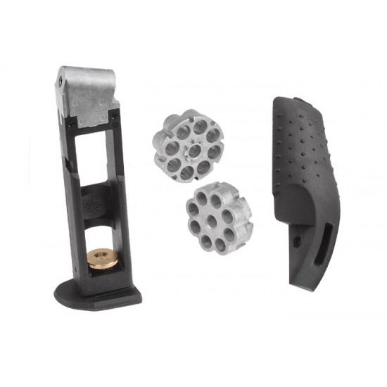 Walther CP99 CO2 Gun, Black