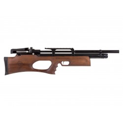 Puncher Breaker Silent Walnut Sidelever PCP Air Rifle