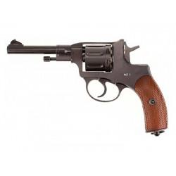 Gletcher NGT RF CO2 Pellet Revolver, Black