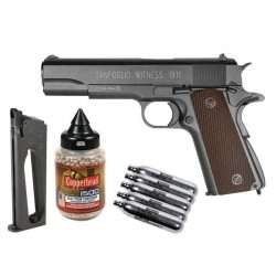 Tanfoglio Witness 1911 CO2 BB Pistol Kit