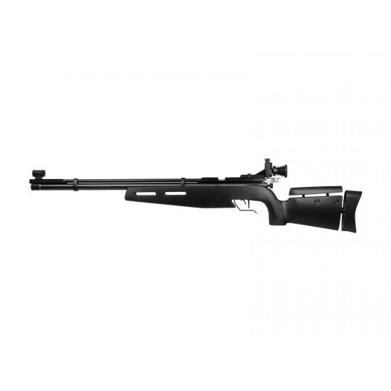 Crosman Challenger PCP & CO2 Rifle, Open Sights
