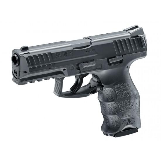 Heckler & Koch VP9 CO2 BB Air Pistol, Black