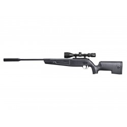 SIG Sauer ASP20 Gas-Piston Air Rifle/Whiskey3 Scope Combo