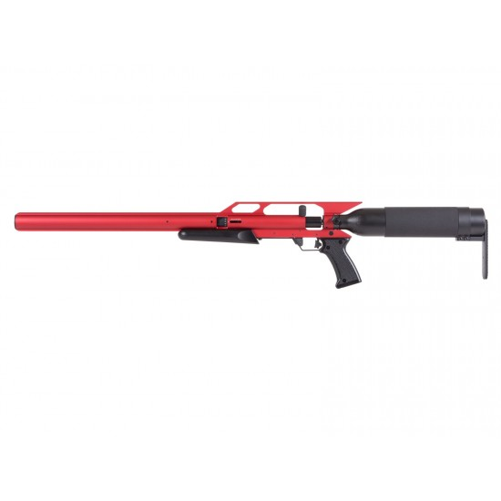 AirForce Condor SS PCP Air Rifle, Spin-Loc, Red