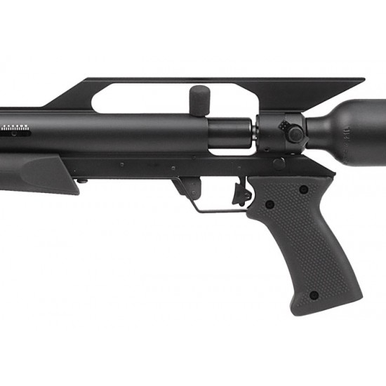 AirForce EscapeSS Air Rifle, Spin-Loc Tank