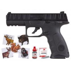 Beretta APX Blowback Air Pistol Combo