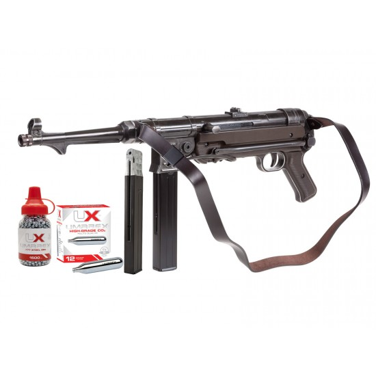 Weathered Legends MP40 BB Submachine Gun Kit