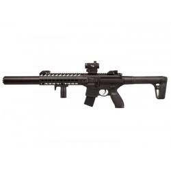 SIG Sauer MCX CO2 Rifle + Dot Sight, Black