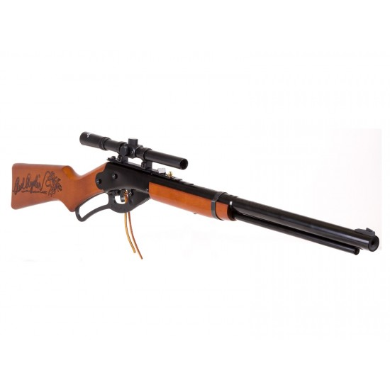Daisy Red Ryder Lasso Scoped BB rifle