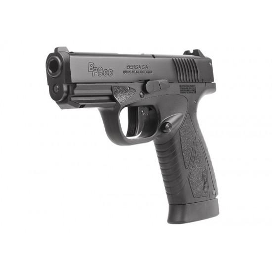 Bersa BP9CC CO2 BB Pistol, Black