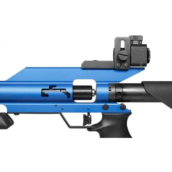 AirForce Edge in Blue, Front & Rear Sights