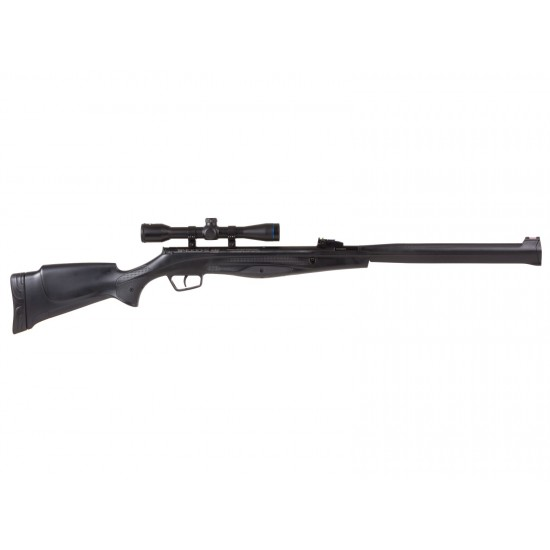 Stoeger S4000-E Black Synthetic Suppressed Rifle/Scope Combo