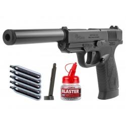 Bersa BP9CC CO2 Blowback BB Pistol Kit, Black
