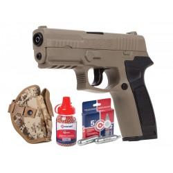 Crosman MK45 CO2 BB Pistol Kit