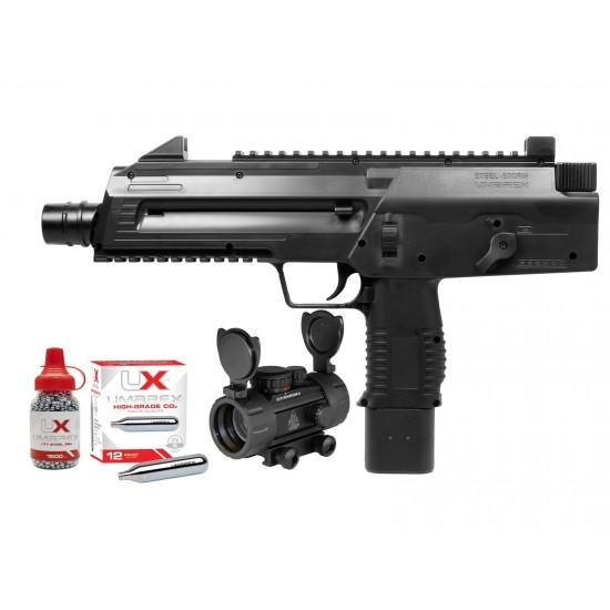Umarex Steel Storm CO2 BB Gun Kit