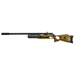 FX Crown PCP Air Rifle, Laminate Stock - Yellowjacket