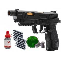 Umarex SA10 CO2 Pistol Kit