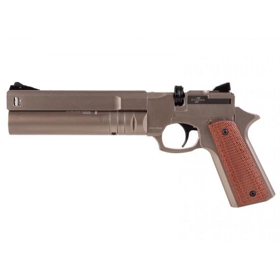 Ataman AP16 Compact Air Pistol, Titanium