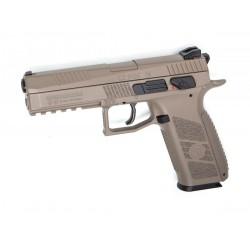 CZ P-09 Duty CO2 Pistol, FDE