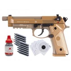 Beretta M9A3 Full Auto .177 CO2 Air Pistol Kit