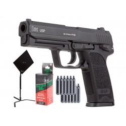 Heckler & Koch USP Blowback .177 BB Air Pistol