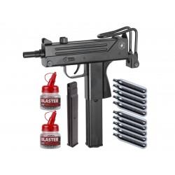 ASG Cobray Ingram M11 CO2 BB Submachine Gun Kit