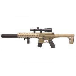 SIG Sauer MCX CO2 Rifle + Scope, Flat Dark Earth