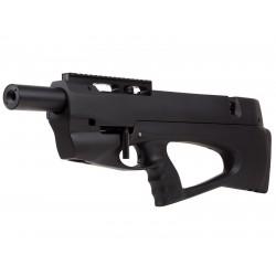 Ataman BP17 PCP Air Rifle, Black Soft-Touch