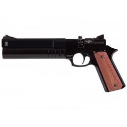 Ataman AP16 Regulated Compact Air Pistol, Black