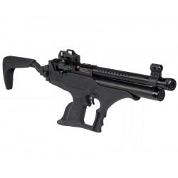 Hatsan Sortie Tact Semi-Auto PCP Air Pistol, Synthetic