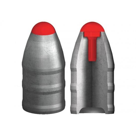 Benjamin Nosler Ballistic Tip eXTREME Air Rifle Bullet, .357 Cal., 145 Grains, Round Nose, 25ct