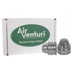 Air Venturi .45 Cal, 166 Grains, Semiwadcutter, 50ct