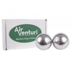 Air Venturi .308 Cal, 44 Grains, Round Ball, 100ct
