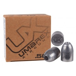 Umarex SLA - Solid Lead Ammo - .510/.50 cal., 350 grain (20 ct.)