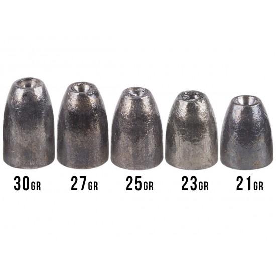 H&N Slug HP, .217 Cal., 30 Grains, Hollowpoint, 200ct