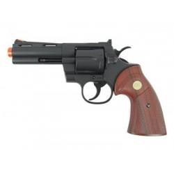 TSD UHC UG138B airsoft gas revolver 4 inch
