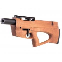 Ataman BP17 PCP Air Rifle, Sapele Redwood Stock