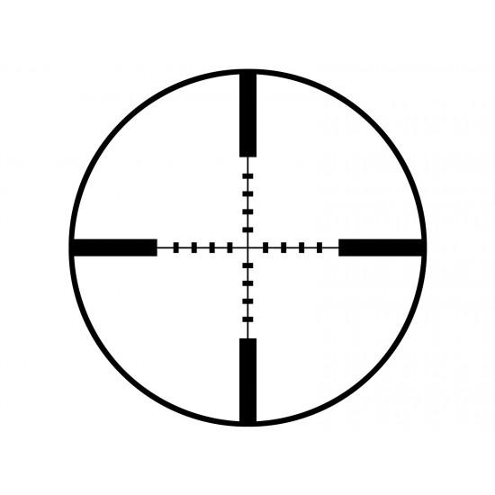 Aeon 10-40x56 SF AO Mil-Dot Reticle,1/4 MOA, 30mm Tube