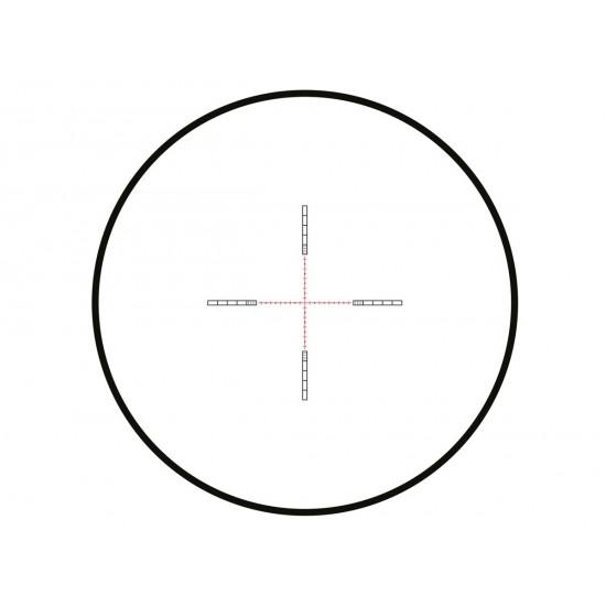 Hawke Vantage 30 WA FFP Riflescope 6-24x50 IR SF, 1/2 Mil Dot FFP Reticle, 1/10 MRAD, 30mm Tube