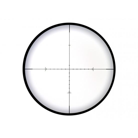 Falcon Optical Systems 10-50x60, T50 Riflescope, MOA 125 SFP Reticle, 1/8 MOA, 30mm