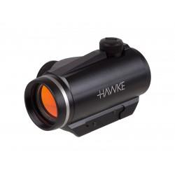 Hawke Red Dot Sights Vantage RD 1x30, Weaver (3 moa dot)