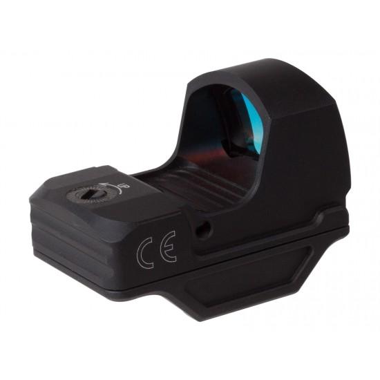 UTG Reflex Micro Dot, Red 4 MOA Single Dot, Adaptive Base