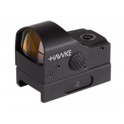 Hawke Sport Optics Reflex Sight, 5 MOA Red Dot, Weaver Mount